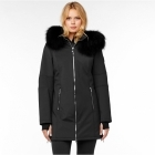 M.Miller Astrid Womens Winter Coat in Black