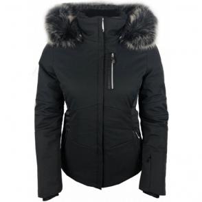 Poivre Blanc Ada Womens Ski Jacket in Black