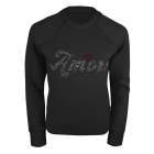 Goldbergh Amore Womens Apres Sweater in Black