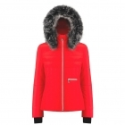 Betsy Womens Jacket in Scarlet Red