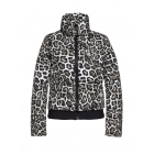 Lua Womens Jacket in Leopard