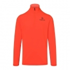 Pascal Mens Baselayer Top in Orange