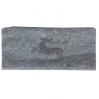 Steffner Bella Headband in Light Grey