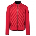 Maksim Mens Knitted Midlayer in Red