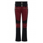 Doll Womens Pant in Cabernet