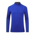 Feel Half Zip Mens Baselayer in Wintersky