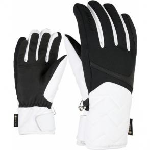 Kyrena GTX Womens Ski Glove in White