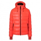 Lasse 3 Mens Jacket in Bright Orange