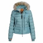 Skimaster Womens Jacket in Aqua
