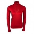 M Miller Deidre Baselayer Top in Red