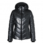 Bogner Sassy 2 Womens Jacket in Shiny Grey
