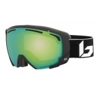 Supreme OTG Goggle in Matte Black with Phantom Green Emerald