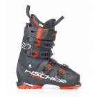 RC Pro 110 VFF Walk Mens Ski Boot in Black and Red
