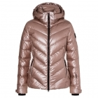 Sassy 2 D Womens Jacket in Pale Rose