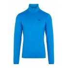 Kimball 1/2 Zip Top Midlayer in Pop Blue