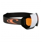 O'Neill Rookie Junior Goggle in Black Orange