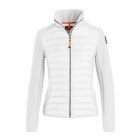 Parajumpers Olivia Womens Knit Midlayer in Off White