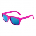 Bolle 527 Neon Pink with Brown Blue Lens