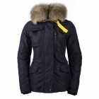 Parajumpers Denali Womens Winter Coat in Navy