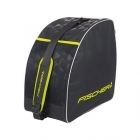 Fischer Skibootbag ECO in Black and Yellow
