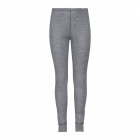 Oldo Warm Kids Ski Thermals Pant in Grey