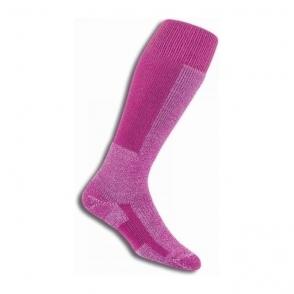 Thorlos SKX Padded Ski Sock In Twilight Rose