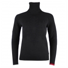 Bogner Gisa Womens Knit Midlayer in Black