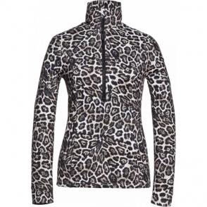 Goldbergh Lilja Top Leopard