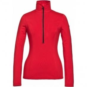 Goldbergh Serena Top Ruby Red
