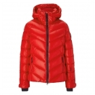 Bogner Sassy 2-D Ski Jacket in Red