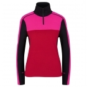 Bogner Babsy Jumper in Red/Pink/Black