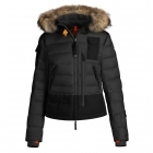 Parajumpers Womens Skimaster Ski Jacket Black/Grey