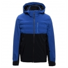 Aztech Ajax Mens Ski Jacket in Pacific Blue Multi