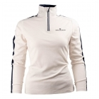 Amundsen Womens 5Mila Half Zip Midlayer in White