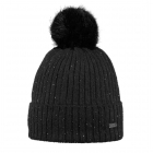 Barts Splendor Beanie in Black