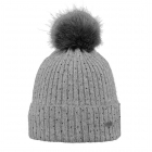 Barts Splendor Beanie in Dark Heather
