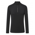 Descente Piccard Mens MidLayer in Black
