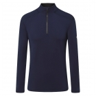 Descente Piccard Mens MidLayer in Navy