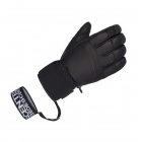 Descente Cliff Ski Glove in Black