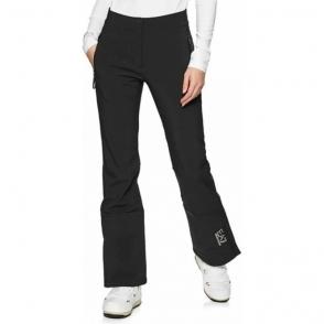 Armani EA7 Soft Shell Ski Pant in Black