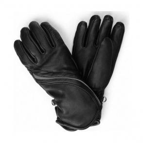 Bogner Mona Womens Ski Glove in Black