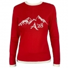 Almgwand Ampferalm Pullover in Red