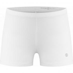 Poivre Blanc Tennis Under Shorts in White