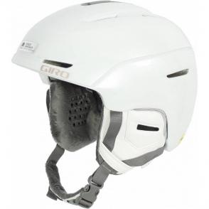 Avera MIPS Womens Helmet in Pearl White