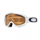 Oakley O2 XS Matte White with Persimmon Lens