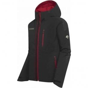 Descente Mens G-Land Ski Jacket in Black