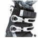 FISCHER SKIS Fischer My Hybrid 100+ Vacuum Full Fit In Black and White