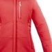 Poivre Blanc Junior Girls Stretch Ski Jacket in Scarlet Red