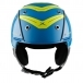 INDIGO Forward Ski Helmet in Blue Yellow