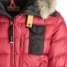 Parajumpers Skimaster Mens Ski Jacket in Dark Red